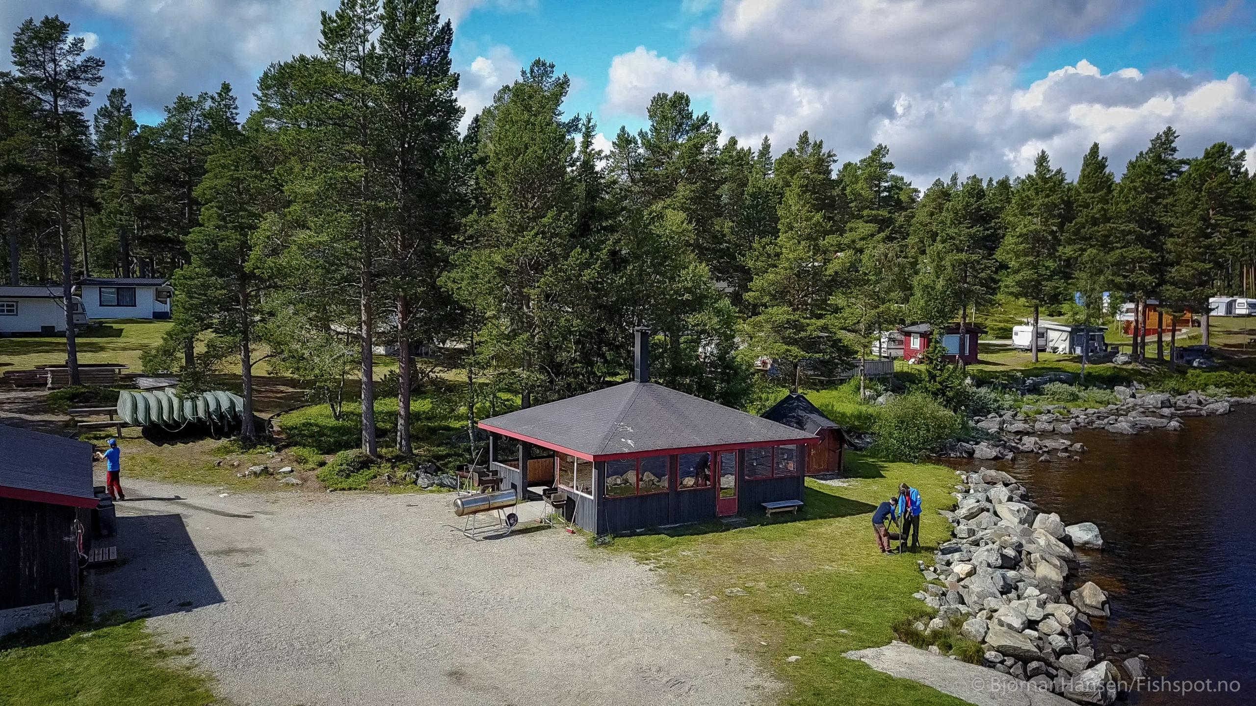 Grillhytte | Johnsgård | Østerdalen