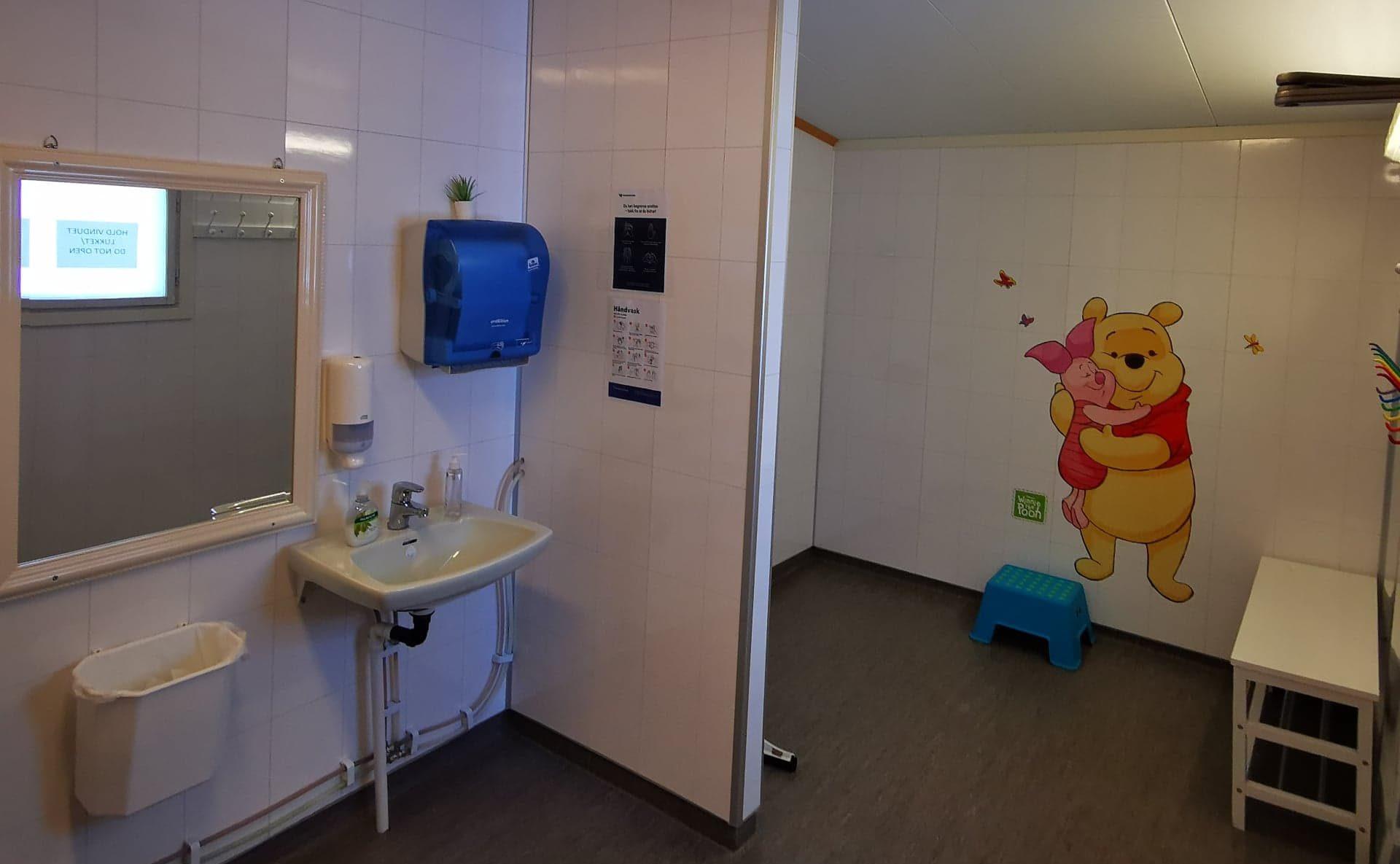 Sanitæranlegg | Johnsgård | Østerdalen