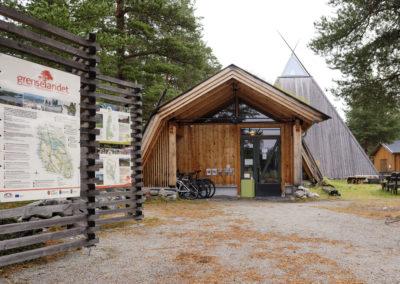 Elgå – Femundsmarka national park center